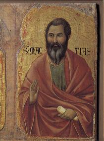 Duccio, Apostel Matthias by AKG  Images