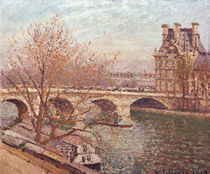 C.Pissarro, Pont Royal u.Pavillon de Fl. by AKG  Images