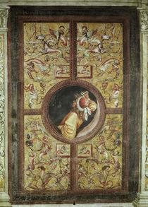 Empedkoles, Fresko v. Luca Signorelli by AKG  Images