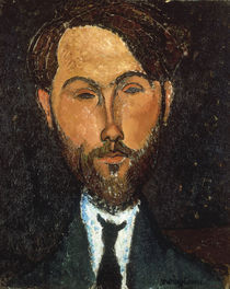 Leopold Zborowski / Gem.v.Modigliani by AKG  Images