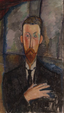 Amedeo Modigliani,Portraet Paul Alexandre by AKG  Images