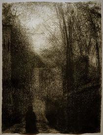 G.Seurat, Dem Weg folgend by AKG  Images