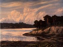 Leistikow/Maerkische Seenlandschaft/Gem. von AKG  Images