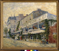 Van Gogh / Restaurant de la Sirene /1887 von AKG  Images