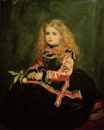 J.E.Millais, Souvenir of Velasquez by AKG  Images