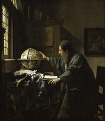 J. Vermeer, Der Astronom von AKG  Images