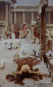 J.W.Waterhouse, Heilige Eulalia von AKG  Images