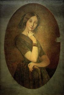 Louise de Broglie / Portraet v.Ingres by AKG  Images