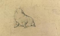 Ochsenfrosch (Karikatur) / Burne Jones by AKG  Images