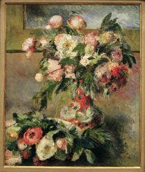 A.Renoir, Paeonien by AKG  Images
