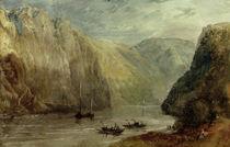 William Turner, Lurleiberg by AKG  Images