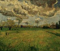 V.van Gogh, Wiesen (Arles) von AKG  Images