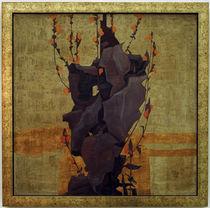 Egon Schiele, Stilisierte Blumen von AKG  Images
