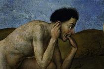 R.v.d.Weyden, Juengst.Gericht, Verdammter von AKG  Images