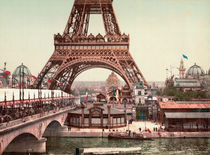 Paris, Weltausst.1889 / Photochrom by AKG  Images