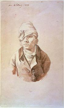C.D.Friedrich, Selbstbildnis mit Muetze von AKG  Images