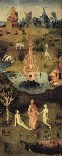 Bosch, Garten der Lueste, Linker Fluegel von AKG  Images
