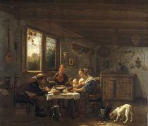 J.Steen, Das Tischgebet by AKG  Images