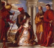 Veronese, Martyrium der Justina by AKG  Images