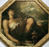 L.Giordano, Der Tod des Hl.Alexius von AKG  Images