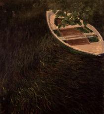 C.Monet, Der Kahn by AKG  Images