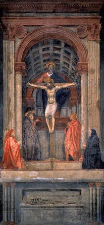Masaccio. SS. Trinita von AKG  Images