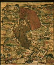 Egon Schiele, Entschwebung von AKG  Images