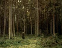 Schischkin, Wald der Graefin Mordwinowa by AKG  Images