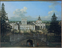 Warschau, Schloss Wilanow / B.Bellotto by AKG  Images