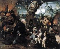 Bosch Nachahmer, Versuchung Antonius von AKG  Images