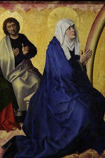 R. van der Weyden, Maria von AKG  Images