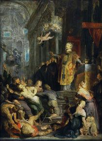 P.P.Rubens, Wunder des Hl.Ignatius von AKG  Images