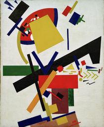 K.Malewitsch, Suprematismus 1915/1916 by AKG  Images