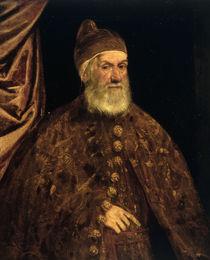 Girolamo Priuli / Gem.v.Tintoretto by AKG  Images