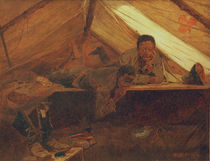 Winslow Homer, Militaerstiefel by AKG  Images