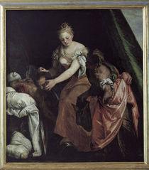 P.Veronese, Judith und Holofernes by AKG  Images