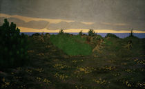 F.Vallotton, Antiker Abend by AKG  Images