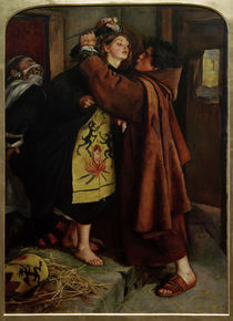 J.E.Millais, The Escape of a Heretic by AKG  Images
