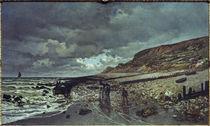 Claude Monet, Pointe de la Heve bei Ebbe von AKG  Images