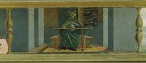 S.Botticelli, Augustinus in der Zelle by AKG  Images
