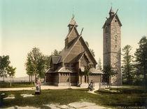 Krummhuebel (Riesengebirge), Stabkirche von AKG  Images
