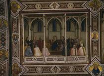 Giotto, Zwoelfjaehriger Jesus.. / Assisi von AKG  Images