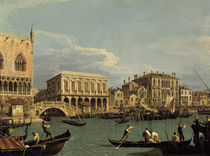 Canaletto/Venedig/Dogen by AKG  Images