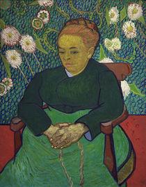 van Gogh, La Berceuse (Augustine Roulin) von AKG  Images