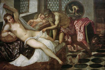 Tintoretto, Mars und Venus by AKG  Images