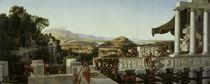 K.F.Schinkel, Blick in Griechenlands Bl. von AKG  Images