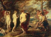 P.P.Rubens, Urteil des Paris by AKG  Images