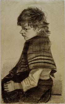 V.van Gogh, Maedchen mit Umschlagtuch von AKG  Images