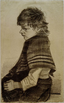 V.van Gogh, Maedchen mit Umschlagtuch by AKG  Images