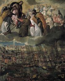 Seeschlacht bei Lepanto 1571 / Veronese von AKG  Images